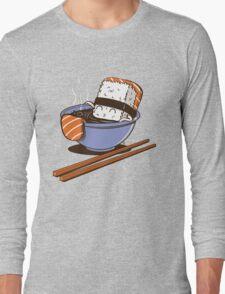 JACUZZI FOOD Long Sleeve T-Shirt