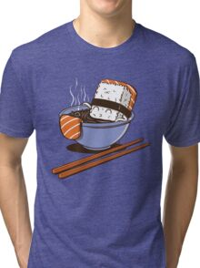 JACUZZI FOOD Tri-blend T-Shirt