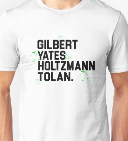 Ghostbuster Team - Slime ectoplasm Unisex T-Shirt