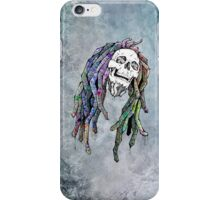 Dead King - Bob Marley iPhone Case/Skin
