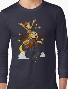 The Neverending Toy Story Long Sleeve T-Shirt