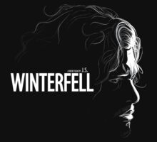 Winterfell  by Donnie Illustration