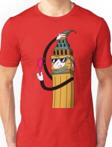 Vanity Big Ben - London Unisex T-Shirt
