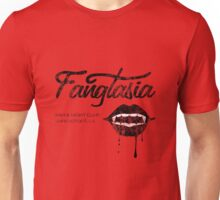 True Blood - Fangtasia Red Unisex T-Shirt