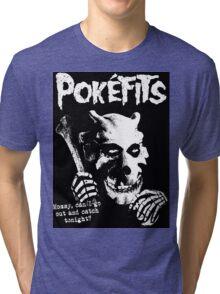 Pokefits Tri-blend T-Shirt