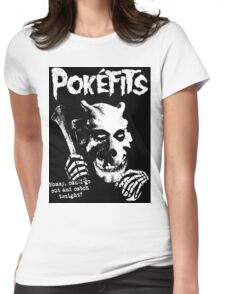 Pokefits Womens Fitted T-Shirt