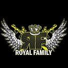 The Royal Family Crew Emblem V4 by CMorkaut