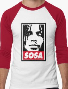 Sosa ( Chief Keef )  Men's Baseball ¾ T-Shirt