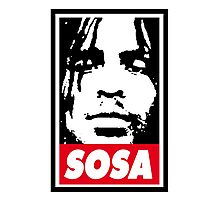Sosa ( Chief Keef )  Photographic Print