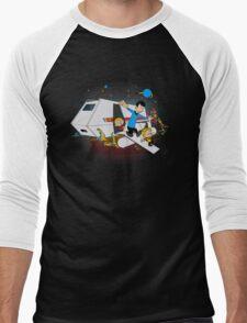 To Boldy Go....Beyond Men's Baseball ¾ T-Shirt