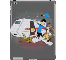 To Boldy Go....Beyond iPad Case/Skin