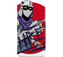 Shredder iPhone Case/Skin