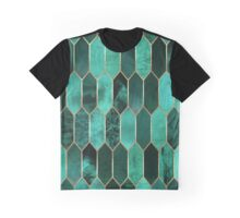 Stained Glass 2 Graphic T-Shirt
