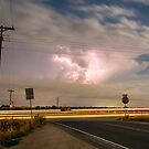 Cars Lightning and Lines by Bo Insogna