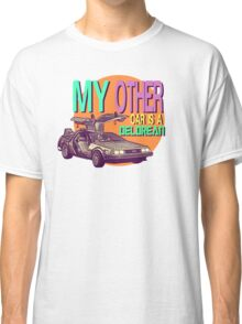 DeLorean Classic T-Shirt