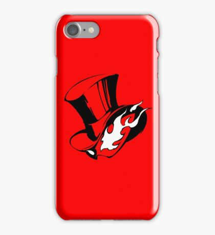 Persona 5 Logo iPhone Case/Skin
