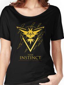 TEAM INSTINCT - T-Shirt / Phone Case / Mug / More Women's Relaxed Fit T-Shirt