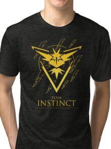 TEAM INSTINCT - T-Shirt / Phone Case / Mug / More Tri-blend T-Shirt