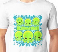 Attack oF the Kawaii Octopods Unisex T-Shirt