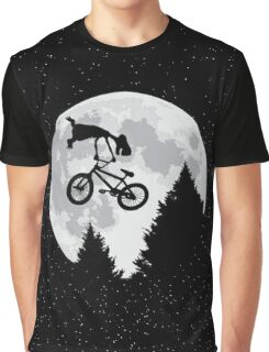Cool E.T. Graphic T-Shirt