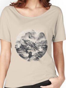 Follow The Raven Women's Relaxed Fit T-Shirt