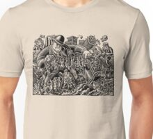 American History: The 1918 Palmer Raids Unisex T-Shirt