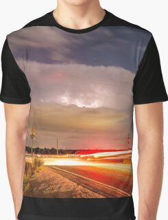 Cruising From the Storm Graphic T-Shirt