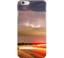 Cruising From the Storm iPhone Case/Skin