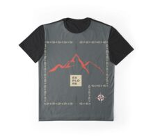 Explore Mountain Graphic T-Shirt