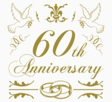 60th Wedding Anniversary by thepixelgarden