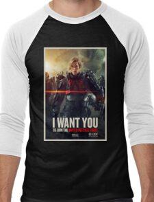 Edge of Tomorrow Men's Baseball ¾ T-Shirt