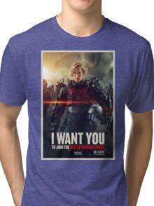 Edge of Tomorrow Tri-blend T-Shirt