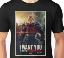 Edge of Tomorrow Unisex T-Shirt