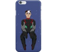 Eva Pilot Shiro iPhone Case/Skin