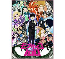 Mob Psycho 100 Photographic Print