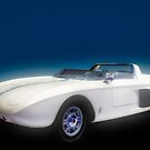 Ford Mustang 1 1962 by ChasSinklier