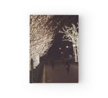 A Night in New York Hardcover Journal