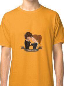 Kabby Headbutt of Love Classic T-Shirt