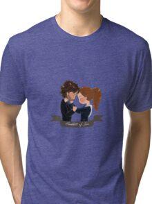 Kabby Headbutt of Love Tri-blend T-Shirt