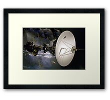 Is Pokemon out there Framed Print
