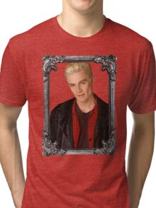 Spike - Buffy Tri-blend T-Shirt