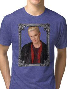 Spike - Buffy Tri-blend T-Shirt
