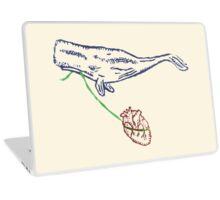Nantucket Heart Laptop Skin