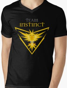 Team Instinct Mens V-Neck T-Shirt
