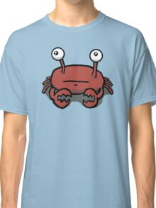 Crabbly the Crabby Crab Classic T-Shirt