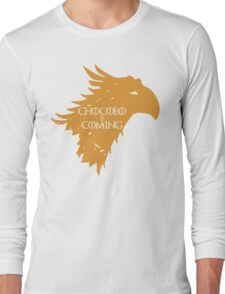 Chocobo is Coming Long Sleeve T-Shirt