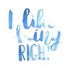 I like being right! by Anastasiia Kucherenko