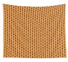 Knitted pattern Wall Tapestry