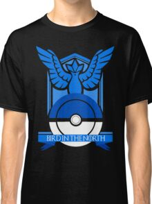 Team Mystic - Bird In The North Classic T-Shirt
