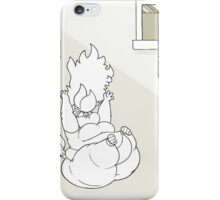 HANG IN THERE! Oh.. iPhone Case/Skin